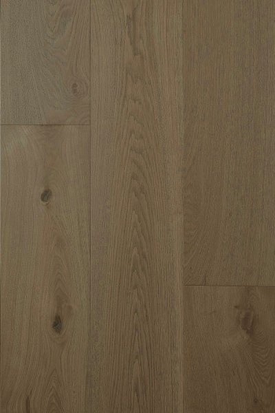 UV Lacquer Greystone 5/8 in. Thick x 9-1/2 in. Wide x Varying Length Floating Engineered European Oak Hardwood Flooring (22.73 sq. ft. / box) - 810001960155