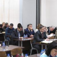 Отчет о работе секции административного права и процесса от 24 ноября 2016 года Фото 1