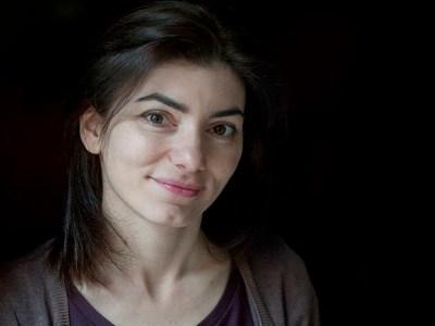 İrena Grigoryan. Fotoğraf: Berge Arabian