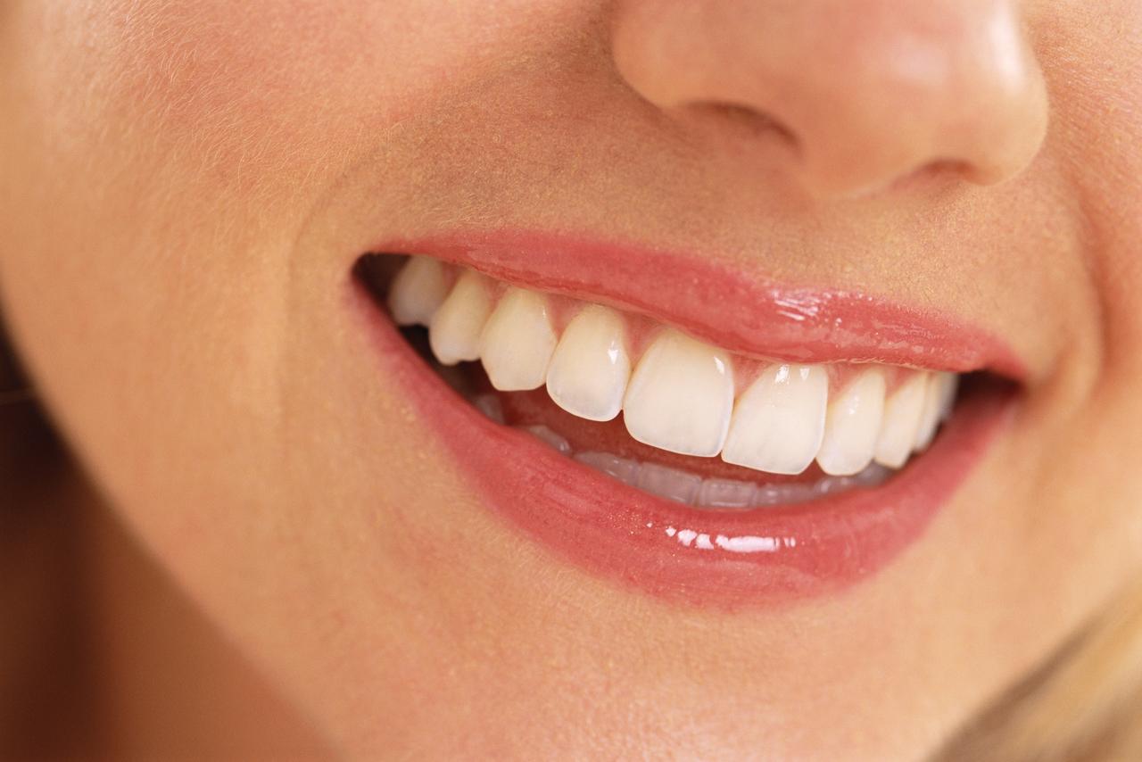 Image result for gleaming smile
