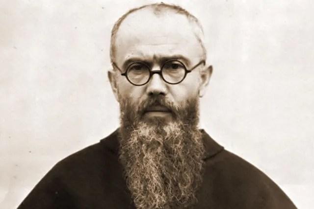 St. Maximilian Kolbe. Wikimedia Commons/CNA