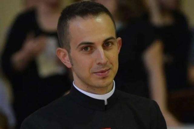 Fr. Walter Vinci, Postulator General of the Order of Camillians. / AT/ACI Stampa.