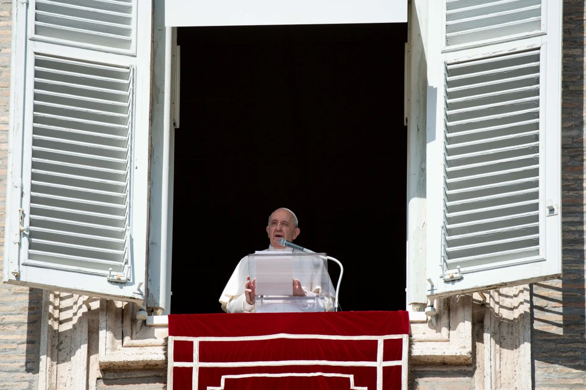 Pope Francis appeals that migrants not be sent back to unsafe countries