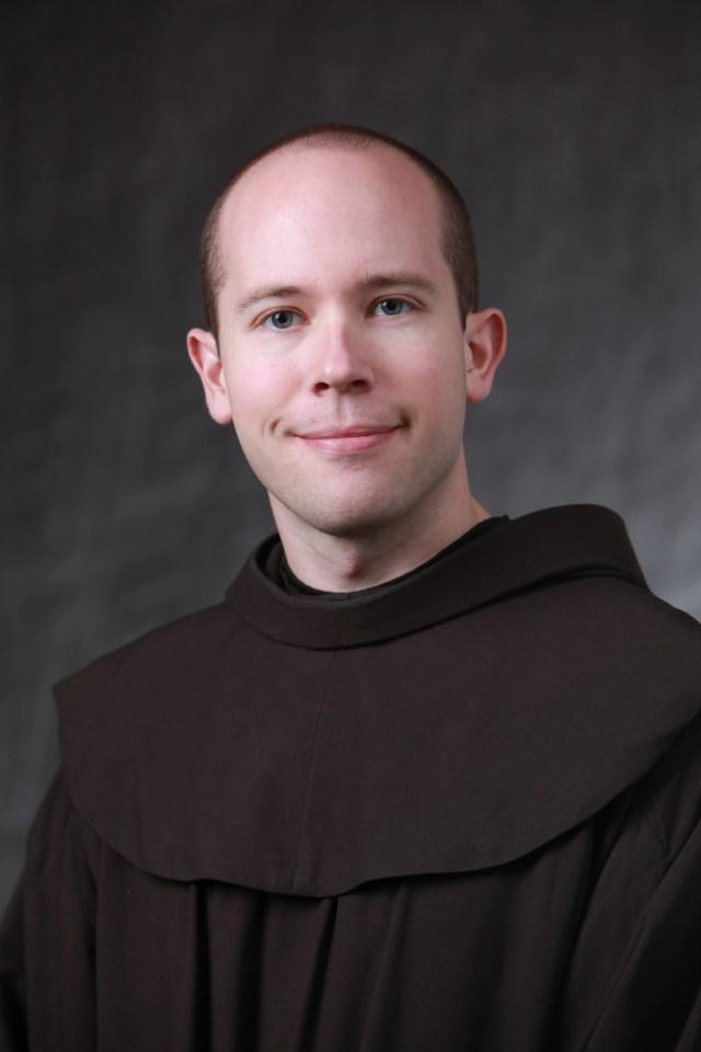 Father Daniel P. Horan, O.F.M. Ave Maria Press
