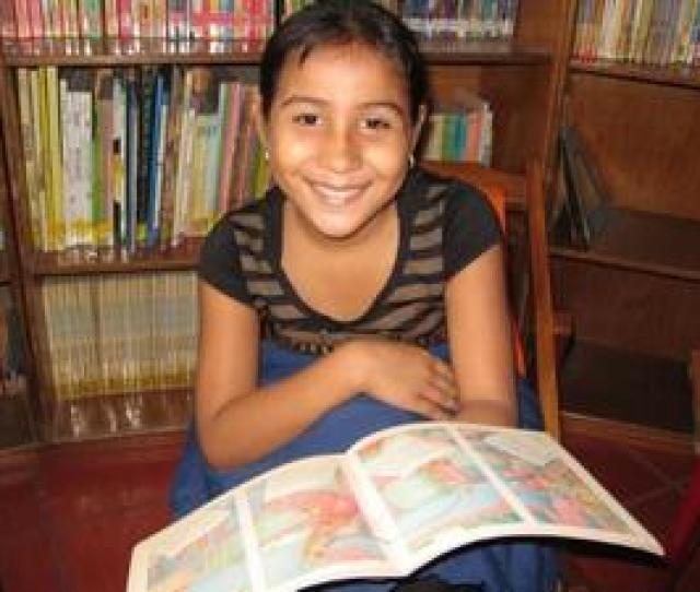 Visa Donates Free Books To Needy Children Supported By Children International