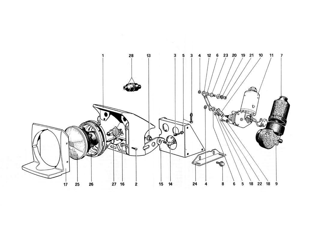 I Need The Electrical Wiring Diagram For A Ford