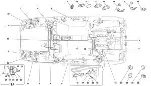 Ferrari 355 Wiring Diagram   WIRING DIAGRAM