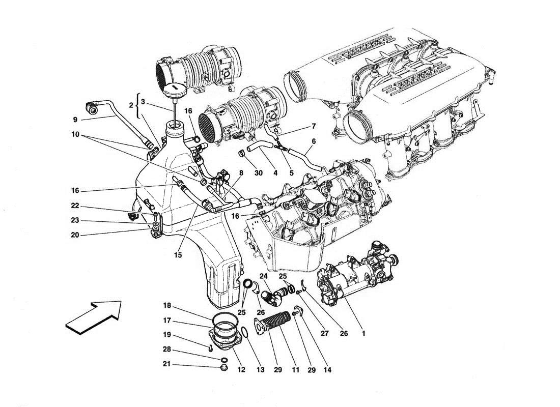 Lamborghini Engine Diagram