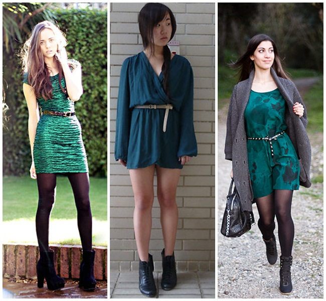 emerald - dress (1)