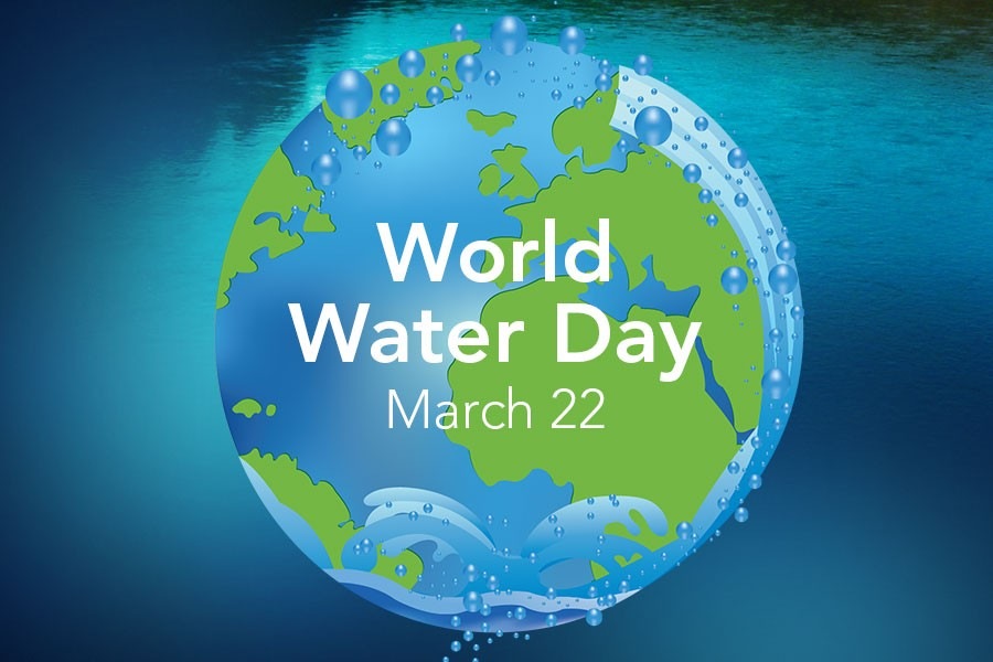 world water day, on 22 march every year, is about focusing attention on the importance of water. World Water Day