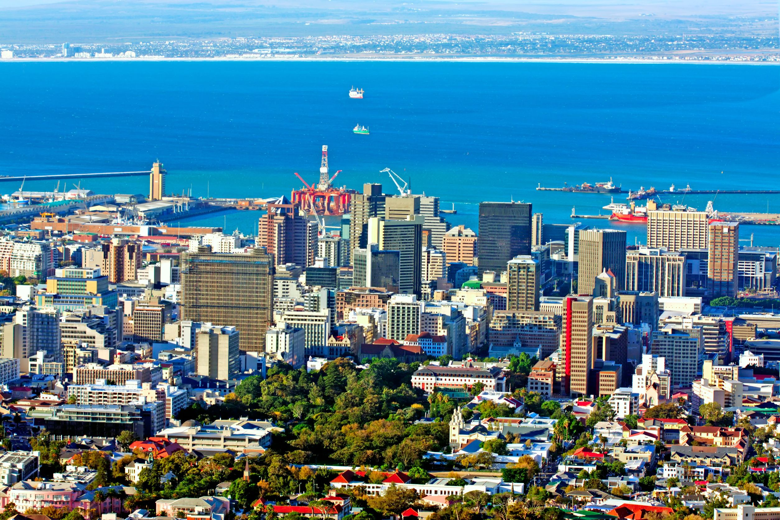City Cape Town South Africa