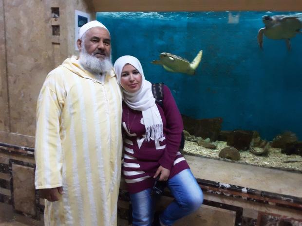 «صفية» ترد جميل والدها برحلة من الجزائر لمصر: افتكرونا بنصور مسلسل تاريخي 16612306761610569829