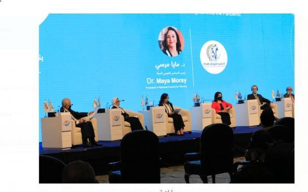 مايا مرسي: مصر أول دولة تصدر ورقة سياسات للاستجابة لاحتياجات المرأة في ظل جائحة كورونا 6467611721617886868