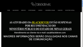 Blackdever suspenso