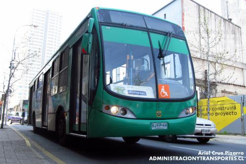 Transantiago | Busscar Urbanuss Pluss – Mercedes Benz O500U