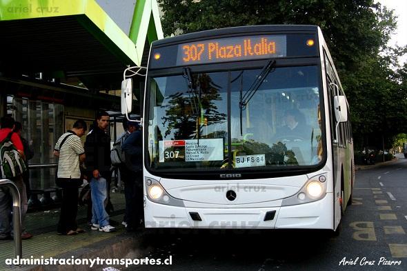 El debut de los Caio Mondego de Buses Vule