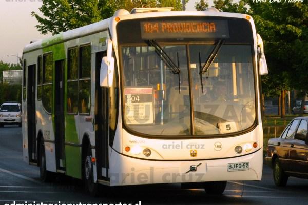 El único Busscar Urbanuss Pluss de Alsacia, BJFG52