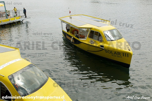 EV: Taxis fluviales solares en Valdivia (TFS – Transporte Fluvial Sustentable)