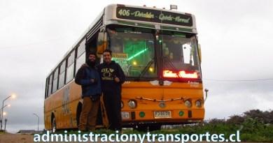 La historia de Ariel Torres y su micro La Veloz Regalona