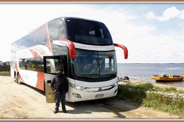 Ando en Bus | Viaje Buses Transantin HYDC20 a Valdivia y Los Muermos