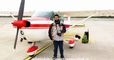 Viaje a Chiloé #8: Escape de Chiloé, viaje en avioneta