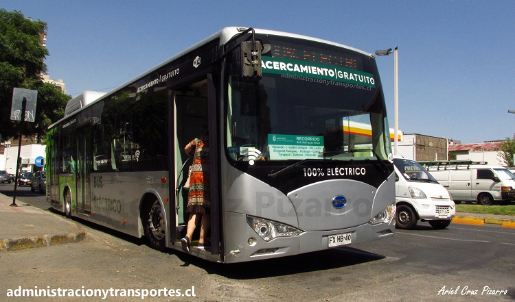 Tesis sobre buses electricos