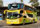 EV: Viaje en Buses Tepual JZLB23, Santiago a Puerto Montt