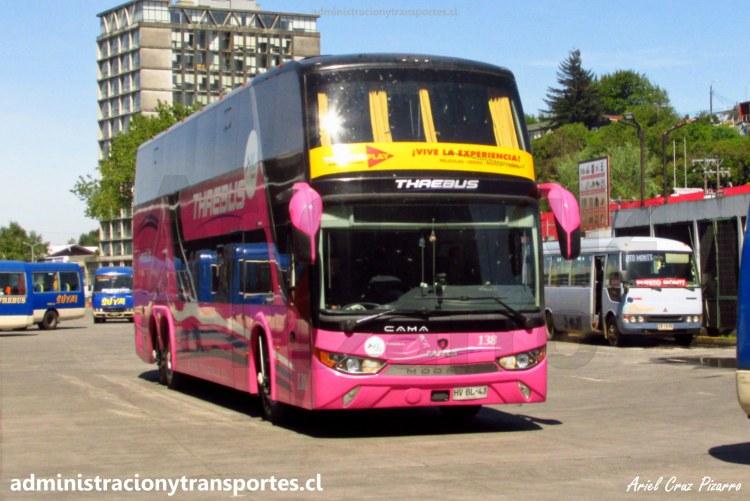 Buses Thaebus HVBL43 | Modasa Zeus 3 - Scania K400