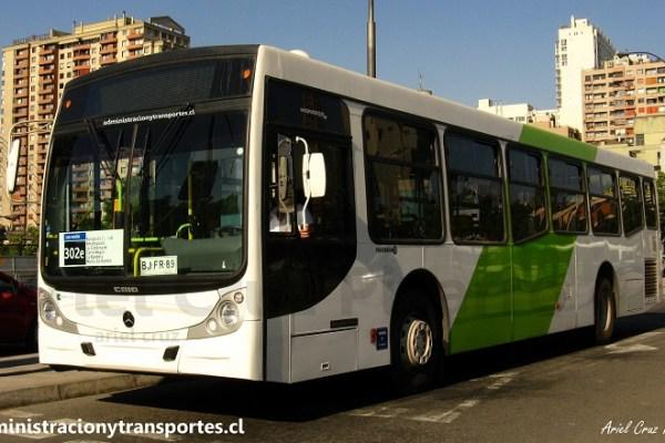 Novedad – Primeros Caio Mondego H de Buses Vule (Transantiago)