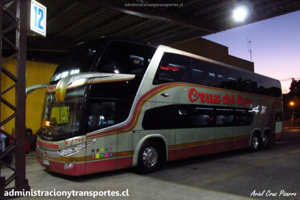 Archivo Fotográfico | Buses Cruz del Sur holding (Chile)