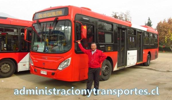 El nuevo bus Scania Euro 6 con Claudio Rojas de Redbus