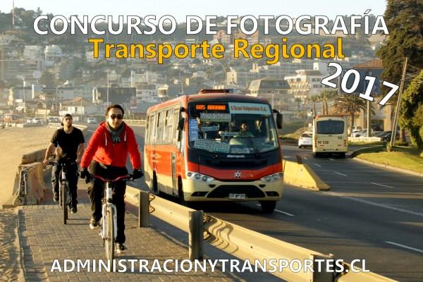 Novedad: 1° Concurso Fotográfico de Transporte Regional