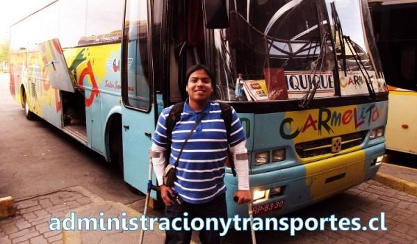 Cristian Contreras: Inclusión y el transporte en La Serena