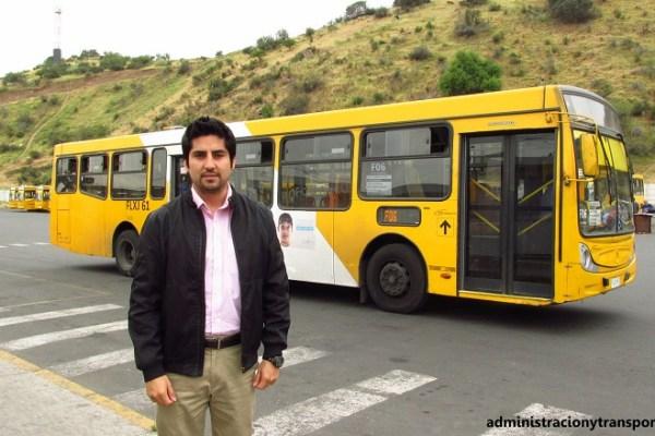 Entrevista a Diego Muñoz – Gerente Planificación de STP (Transantiago)
