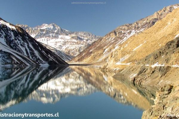 AV Santiago de Chile #7: De paseo en el Embalse el Yeso