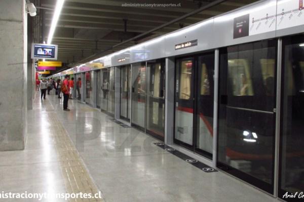 Todo sobre la nueva Línea 6 Metro de Santiago (Chile)