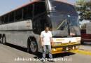 Hernán Castro – Dueño de Bus Particular (Paradiso GV1150 – Volvo)