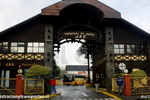 EV: Viaje en JAC 7729 desde Pucón a Valdivia
