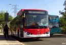 Recorrido 519 Transantiago con buses eléctricos, el último Ando en Micro del año