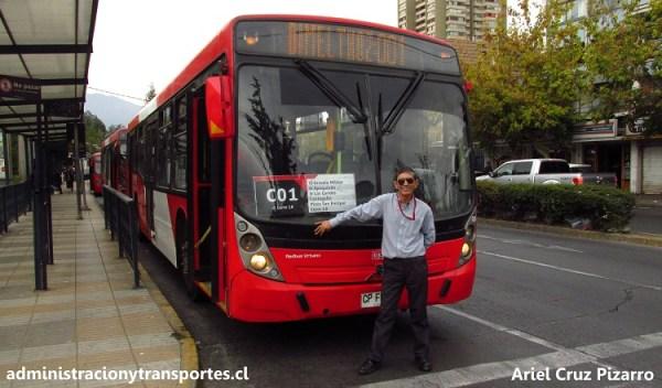 Entrevista a conductor de Redbus – Miguel Aguilera