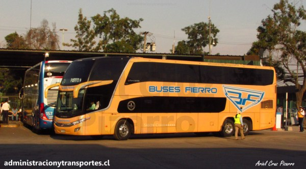 Archivo Fotográfico | Buses Fierro (Chile)