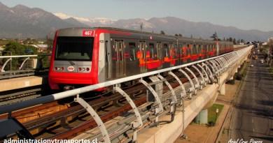 Guía de Línea 4 Metro de Santiago