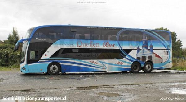 FOTOS: Nuevo Busscar Busstar DD de Queilen Bus