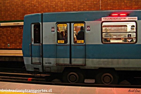 ¿Cómo funcionan las Rutas Expresas en Metro de Santiago?