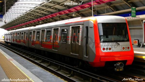Metro San José de la Estrella – Metro de Santiago