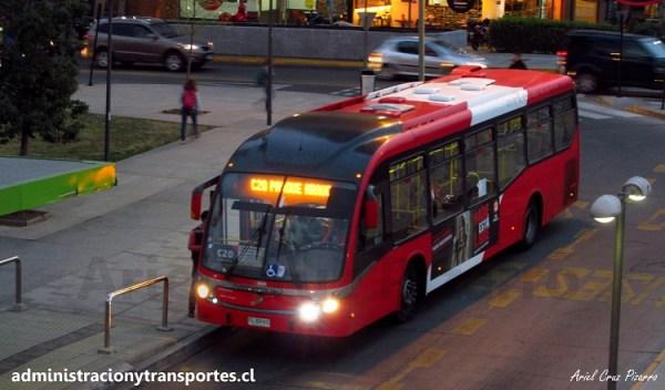 Los mejores buses de Transantiago, el top de los bacanes!