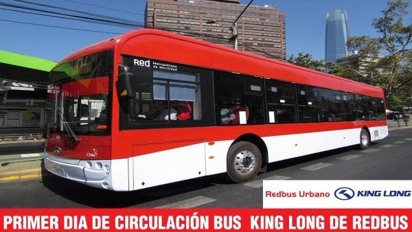 Recorrido C06 Santiago