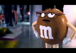 """M&M """"Sexy and I know it"""" Commercial"""