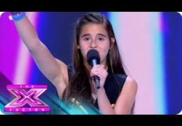 Meet Carly Rose Sonenclar – THE X FACTOR USA 2012