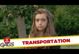 Best of Public Transportation – Best of Just for Laughs Gags